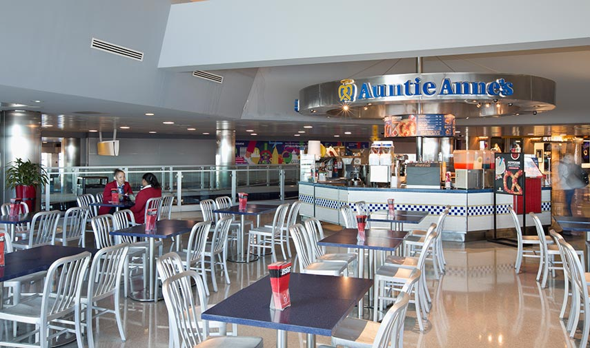 Auntie Anne's storefront image