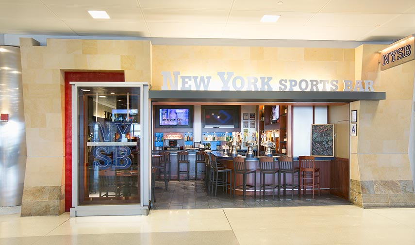 New York Sports Bar storefront image