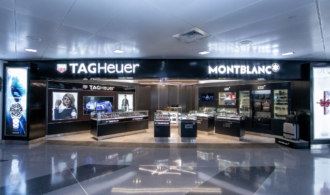 Tag Heuer/Mont Blanc storefront image